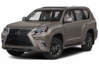 2022 Lexus GX Drivetrain