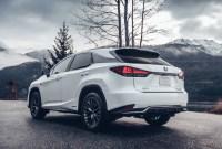 2022 Lexus RX Pictures