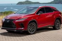 2022 Lexus RX Release date
