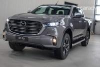2022 Mazda BT50 Release Date