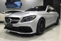 2022 Mercedes AMG C63 Concept
