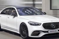 2022 Mercedes S Class Engine