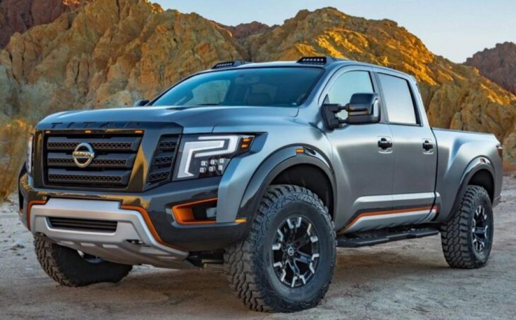 2022 Nissan Titan XD Exterior