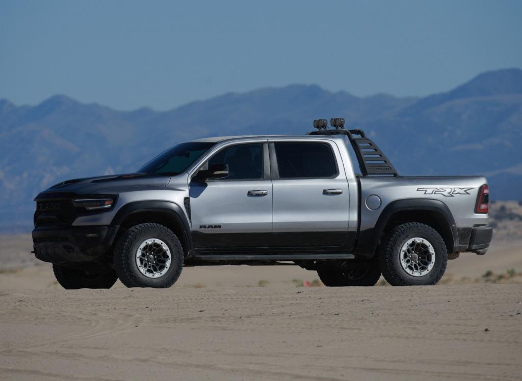 2022 RAM 1500 Pickup Truck Drivetrain