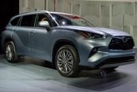 2022 Toyota Highlander Pictures