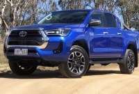 2022 Toyota HiLux Pictures