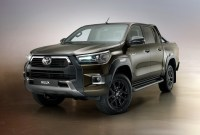 2022 Toyota HiLux Spy Photos