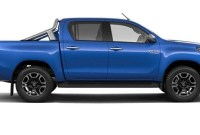 2022 Toyota Hilux Spy Shots