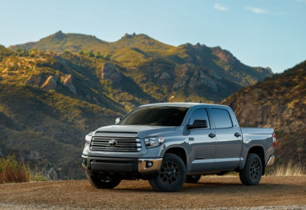2022 Toyota Tundra TRD Pro Wallpapers