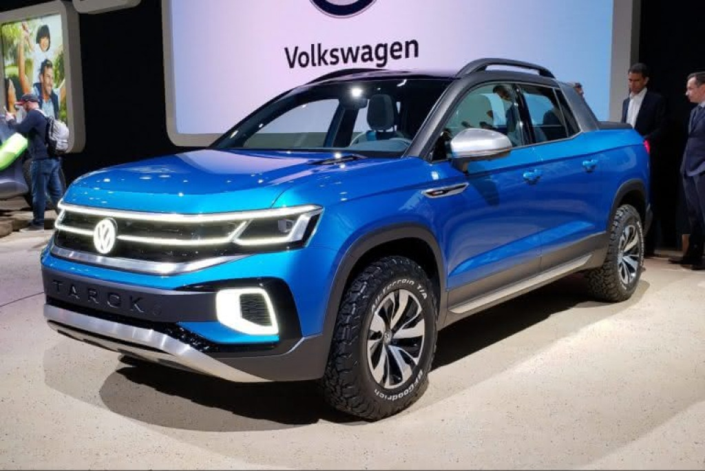 2022 VW Tarok Engine