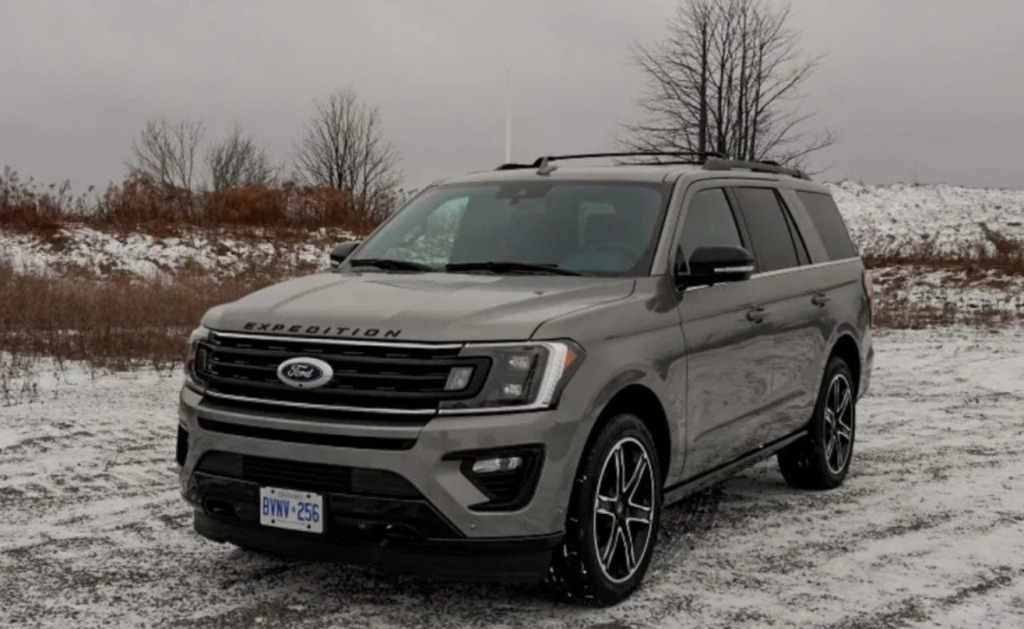 2023 Ford Expedition Drivetrain