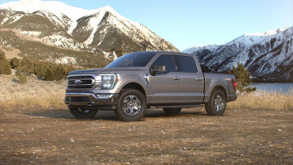 2023 Ford F150 Powertrain