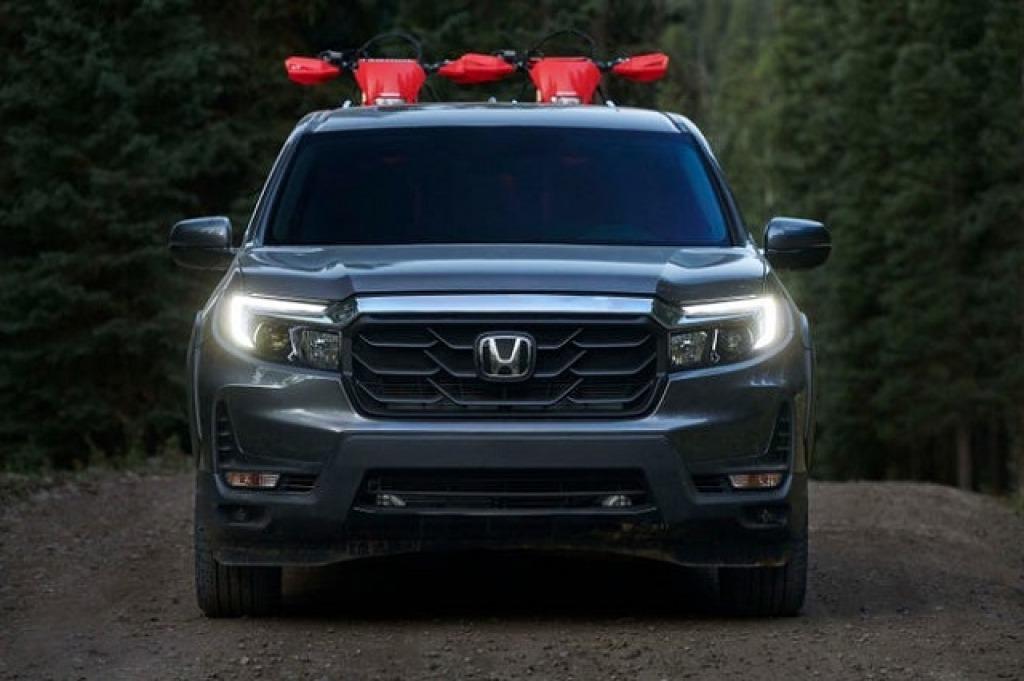 2023 Honda Ridgeline Concept