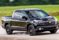 2023 Honda Ridgeline Release date