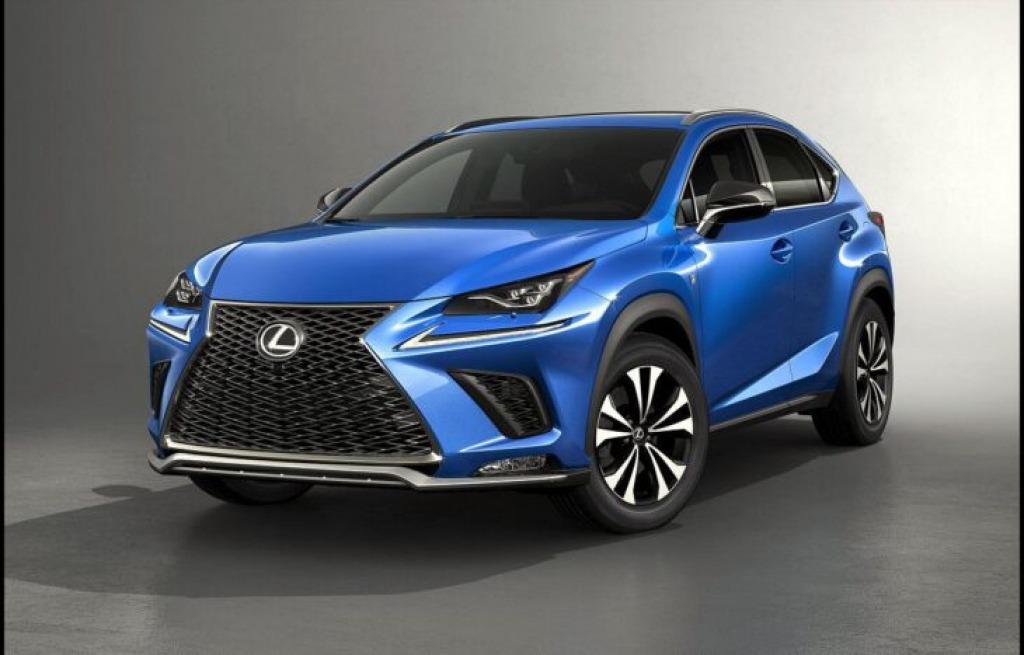 2023 Lexus NX Powertrain