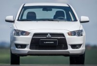 Mitsubishi Lancer 2022 Spy Photos