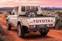 Toyota Land Cruiser Namib Edition Exterior