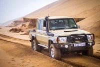 Toyota Land Cruiser Namib Edition Redesign