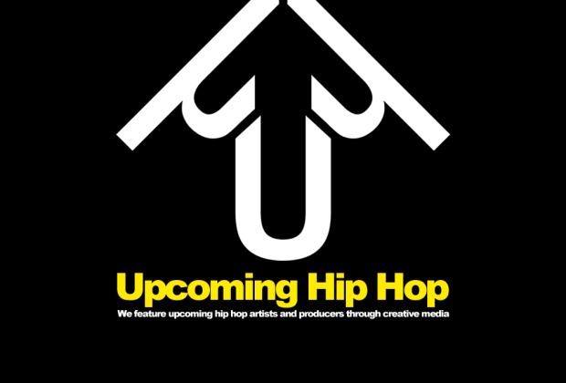 Upcoming Hip Hop Square Logo