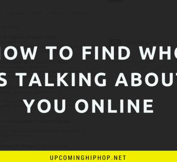 How To Find Who Is Talking About You Online