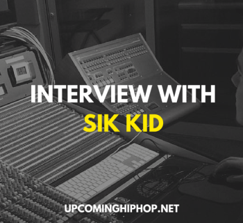 [Interview] Sik Kid Talks Inspirations, Idols, and More