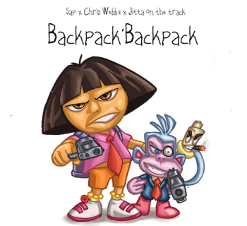 "[Audio] ""Backpack , Backpack"" - Sap Feat. Chris Webby & Jitta On The Track"