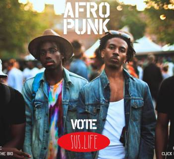 Vote for Sus.Life for AfroPunk's Battle of the Bands