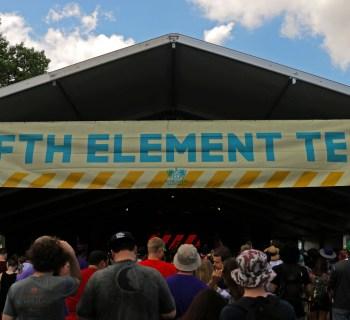 Fifth Element Tent Soundset 2016