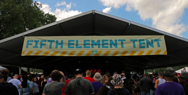 Fifth Element Tent Soundset 2016