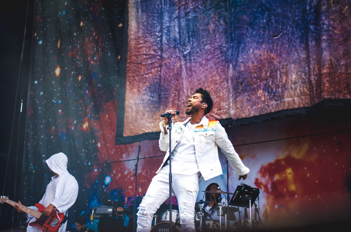 UHH Goes To Wireless Festival 2016: A Run Down Of Day 1 From Start To Finish