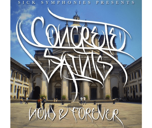 [New Music] 'Now & Forever' - Concrete Saints