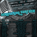 Scratch The Surface Tour Heads Out West