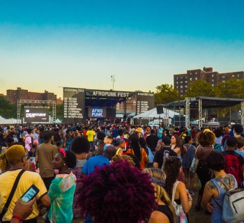 [Event Recap + Photos] Afropunk 2016