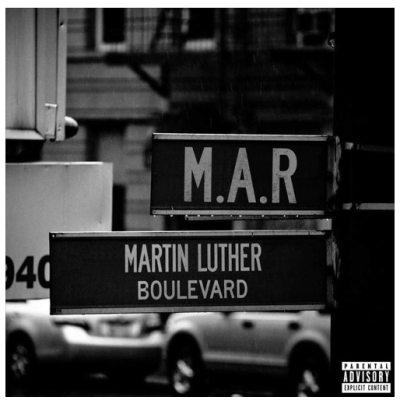 "[Premiere] M.A.R - ""Martin Luther Blvd"""