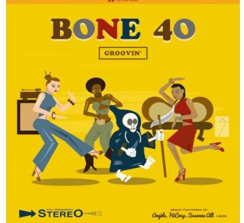 "[Audio] Bone 40 - ""Fee Fi Fo Fum"" ft. HiCoup"