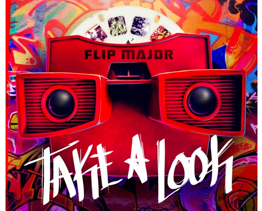 """Flip Major connected with the Migos' frontman Quavo while recording in Atlanta for his latest release """"Take a Look,"""""""