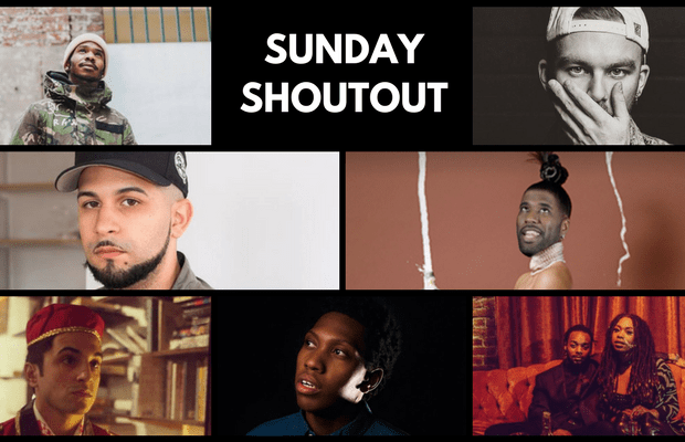 Sunday Shoutout - February 5, 2017