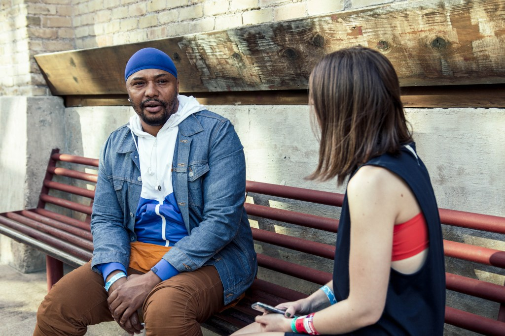 [SXSW Interview] Malik Yusef Is Your Favorite Artist's Favorite Artist