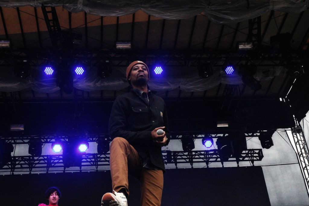 Eaux Claires: Angels and Demons Contrasted in Chance the Rapper and Danny Brown Sets