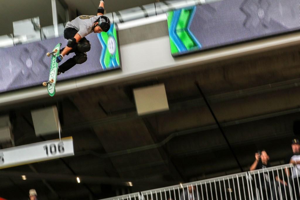 X Games Big Air Minneapolis