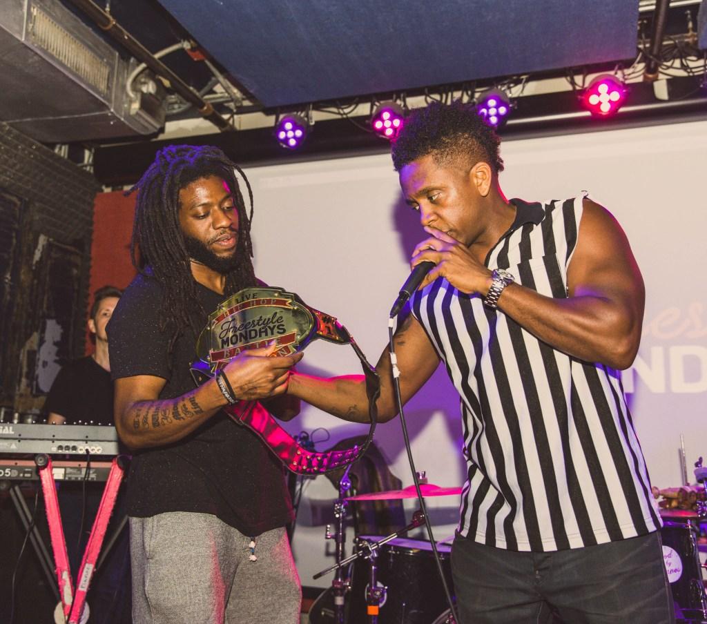 Photos From Last Night: Freestyle Mondays June 2017