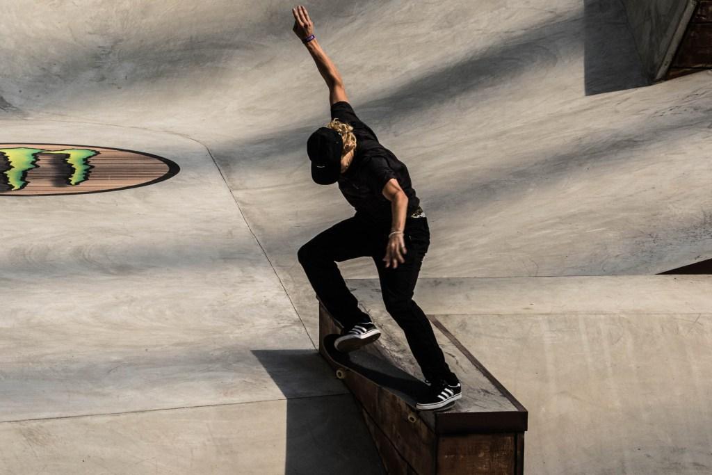 X Game Minneapolis Skate Street