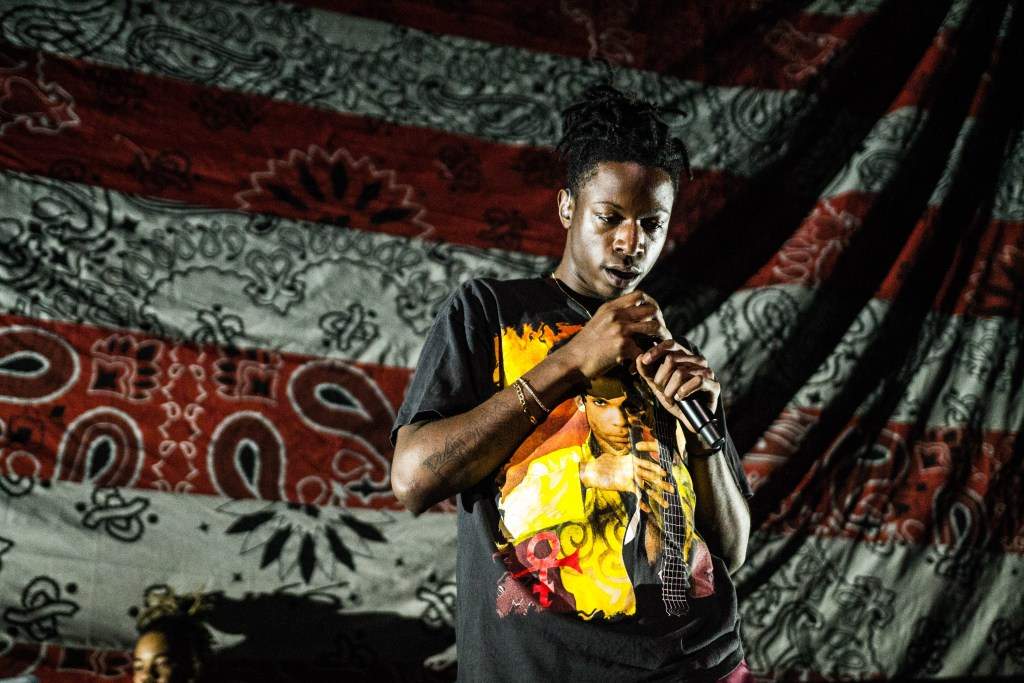 [Photos From Last Night] Logic's Everybody's Tour: Joey Bada$$ Shines in the Darkness