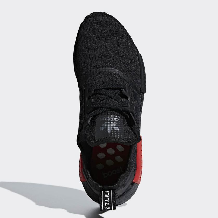 Adidas NMD R1 with innovative blend of technology