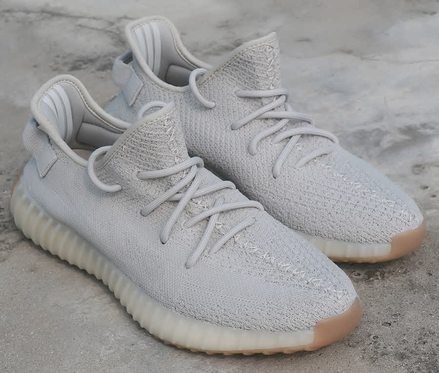 a863c72b8d883 ... Kanye West and Adidas Amaze Us Again With the Adidas Yeezy Boost 350 V2  Sesame