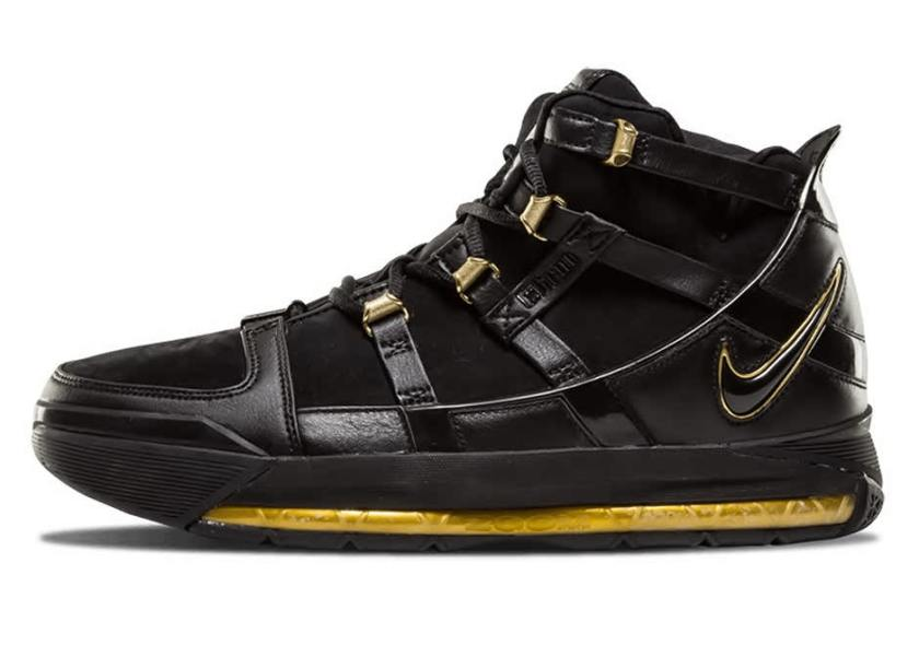 Nike Zoom LeBron 3 with classic iteration