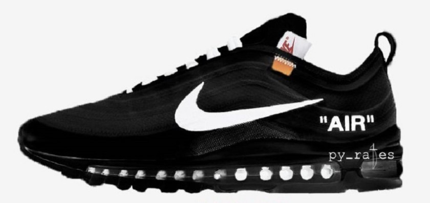 Off-White x Nike Air Max 97 OG with Stunning design