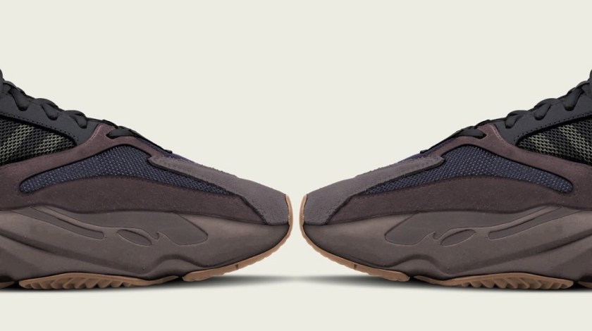 Adidas Yeezy Boost 700 with contemporary look