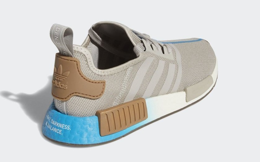 Adidas NMD R1 Rey with perfect for jogging
