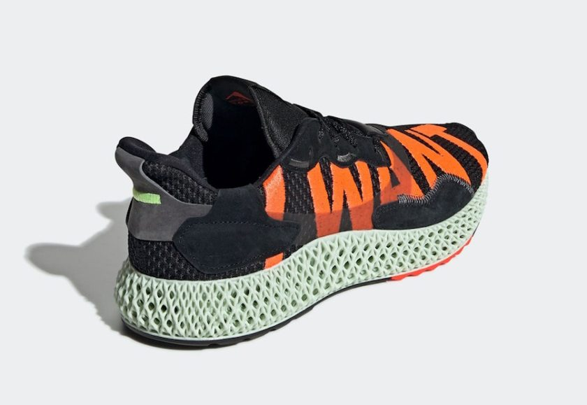 Adidas ZX 4000 4D with comfort